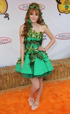 Los #disfraces de #halloween de los #famosos: Bella Thorne