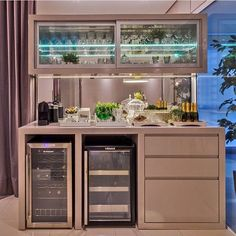 Understanding Mini Bar Design Ideas Some balconies are made to compliment the present home design and decor. When it has to do with designing an outdo. Mini Bars, Bar Interior, Bar Sala, Bar Counter Design, Brooklyn Kitchen, Bar Unit, Wine House, Home Bar Designs, Cafe Bar