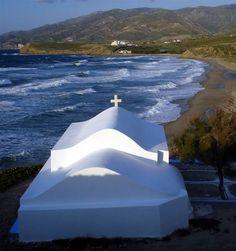 Ammitis beach. Naxos island, Cyclades, Greece. - Selected by www.oiamansion.com