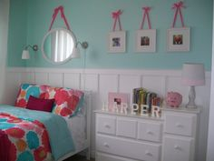 My favorite color, Tiffany blue. Brynn will have a tiffany blue room!