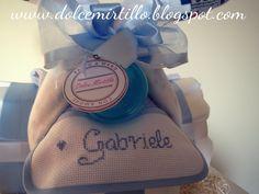 TRICICLO DI PANNOLINI PER GABRIELE   www.dolcemirtillo@gmail.com