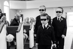 Ring security boys!! We want them to be Sid (Ella's brother) , Gavin (nanos son), and Nicky (Jennifer's little cousin )