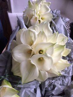 Calla Lily Bridal Bouquets