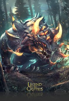 Artist: Atents - Title: 08legendch2 - Card: Coniferous Behemoth