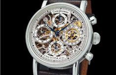 Auth-CHRONOSWISS-Opus-Vita-CH7523SV-Skeleton-SS-Auto-Mens-Watch-S-A3592