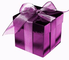 Purple box | bigstock_Purple_Gift_Box_4385609 All Things Purple Purple Love Purple Stuff Periwinkle  sc 1 st  Pinterest : purple gift boxes - princetonregatta.org