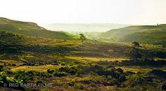 Ethiopian landscape Photo by Mike Crowhurst