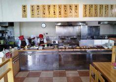 Udon Restaurant in Takamatsu