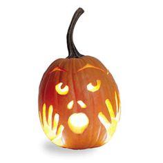13 best halloween pumpkin patterns images on pinterest carving easy pumpkin carving templates for a spook tacular halloween maxwellsz