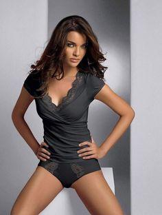 Brazilian model Herika Noronha