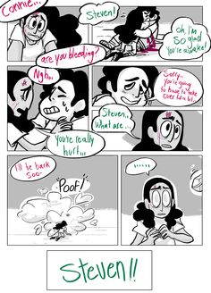 Injured Steven by twispicalstephen NOT LIKE I NEEDED MY HEART