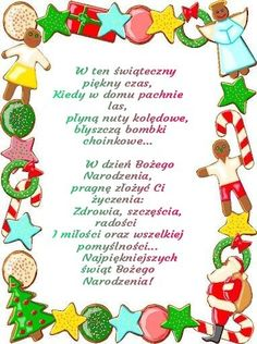 Kartka świąteczna 🎁🎅🌲❤🎁🌲❤🎅 Christmas Wishes, Winter Time, Diy And Crafts, Kindergarten, Christmas Decorations, Happy, Style, Quotes, Pictures