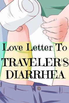 Traveler's diarrhea is a phenomena one must embrace with an open mind! You see, every time your body reacts this way, you may feel weak, but this is actually a process that makes you more resistant... :)