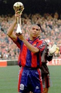 Ronaldo...Barca <3