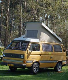 https://flic.kr/p/sfbPRk | VW T3 Camper
