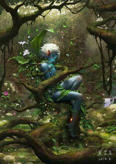 Forja de Vida — theartofanimation: InfiniteCube Studio -...