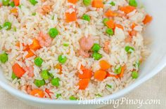 Seafood rice recipe rice panlasang pinoy recipe and rice recipes shrimp and veggie fried rice recipe ccuart Gallery