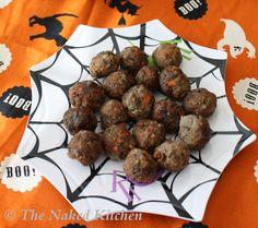 Homemade Meatballs #clean eating