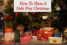 Yes, a debt free Christmas is possible! Here are a few tips that have helped me have a debt free Christmas!
