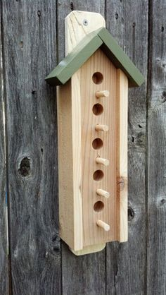 Peanut Butter Suet Bird Feeder by CreativeandRecycle on Etsy, $24.00