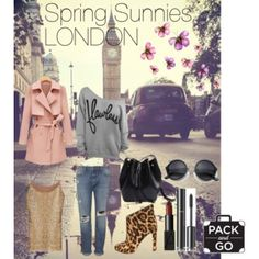 Designer Clothes, Shoes & Bags for Women Sunnies, London, Shoe Bag, Spring, Polyvore, Stuff To Buy, Wedding, Collection, Design