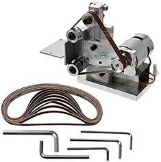 Multifunctional Grinder Mini DIY Electric Belt Sander Diy Polishing Grinding NEW Belt Sander Uses, Small Belt Sander, Percussion, Bench Sander, Mini Diy, Batterie Lithium, Belt Grinder, Turning Tools, Grinding Machine