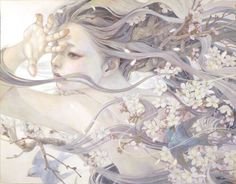 Miho Hirano... Don't know why there isn't more on this artist!!