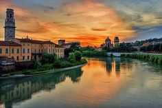 Fiume Adige, Verona, Veneto