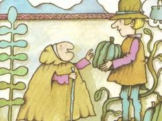 Strega Nona, now in beautifully simple video format