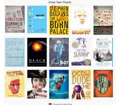 Great Teen Reads (bo