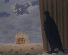 Gaspard the Nightwalker, 1965 by René Magritte