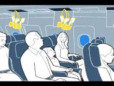 LAN Airlines (Video de seguridad)