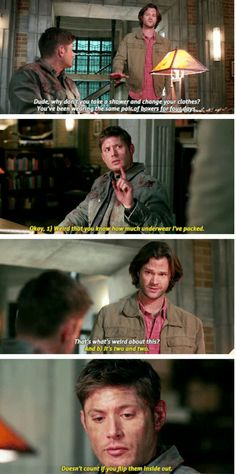 1:04 Supernatural 12x15 'Somewhere Between Heaven And Hell'
