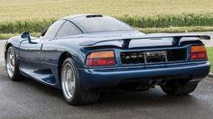 BBC - Autos - The XJR-15, proof of Jaguar's feral past