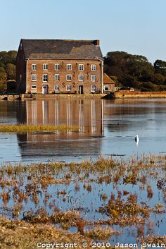 Mill House, Yarmouth Estuary, IW - Jason Swain