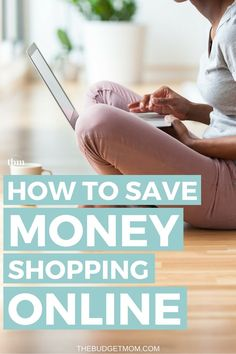 More and more people are doing their shopping online. You can and still save money. Heres How to Save Money Shopping Online. - The Budget Mom Saving Money Quotes, Money Saving Challenge, Money Saving Tips, Money Tips, Budgeting Finances, Budgeting Tips, Cash Envelope System, Thing 1, Strip