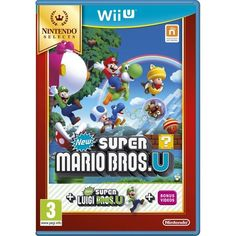 New Super Mario Bros Game New Super Luigi Wii U Game (selects) | http://gamesactions.com shares #new #latest #videogames #games for #pc #psp #ps3 #wii #xbox #nintendo #3ds
