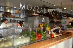 Excited to welcome Obicà Mozzarella Bar's newest outpost to Downtown Santa Monica!