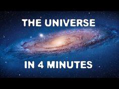 La historia del Universo en 4 minutos