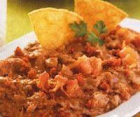 Frijoles Colorados Refritos con Cilantro - Recetas Cubanas