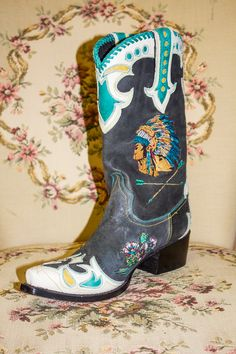 Lane & Double D Ranch Retro Inspired Boots
