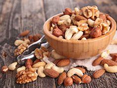 Para adelgazar, ¡#frutos secos! Así te ayudan >>>