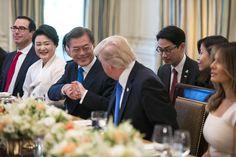 South Korea's Moon Jae-in Meets Donald Trump: What to Know