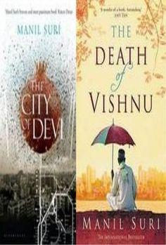 City Of Devi And Death Of Vishnu 2Bk Set.