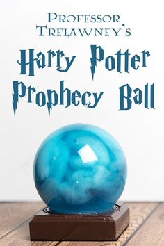 DIY Harry Potter Prophecy Ball - More Than Thursdays