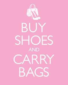 Buy Shoes and Carry Bag
