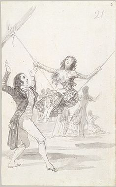 Francisco de Goya y Lucientes: The Swing (35.103.2)   Heilbrunn Timeline of Art History   The Metropolitan Museum of Art