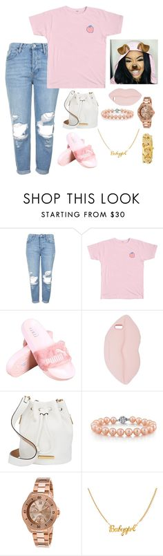 """"" by wavyjai ❤ liked on Polyvore featuring Topshop, STELLA McCARTNEY, Marc by Marc Jacobs, Invicta and AMBUSH"