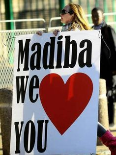 """Nelson Mandela is known as """"Madiba,"""" which is the name of the Xhosa tribe to which he belongs."""
