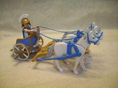 Playmobil Roman Chariot Set # 7498 Horses   eBay~ got it! ee